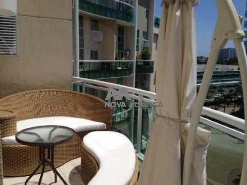 880027008633056 - Loft mobiliado Barra da Tijuca - NILO10001 - 3