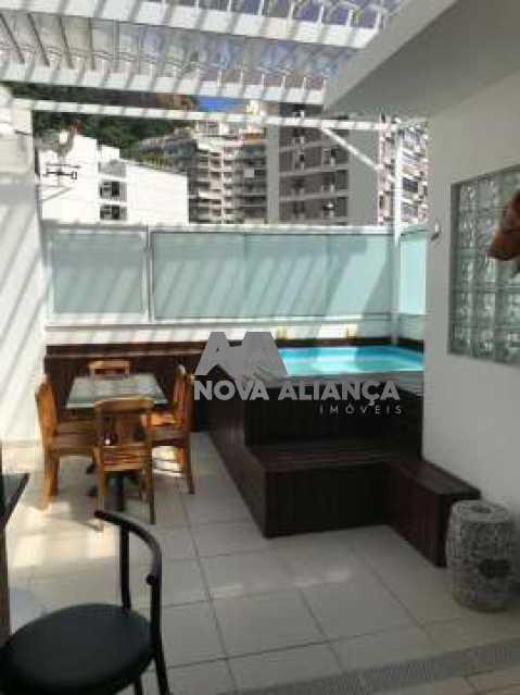 is 01 - Cobertura à venda Rua Ildefonso Simões Lópes,Lagoa, Rio de Janeiro - R$ 3.050.000 - NICO30157 - 1