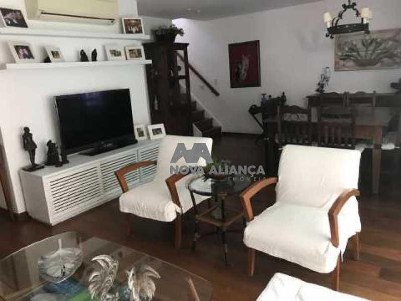 is05 - Cobertura à venda Rua Ildefonso Simões Lópes,Lagoa, Rio de Janeiro - R$ 3.050.000 - NICO30157 - 6