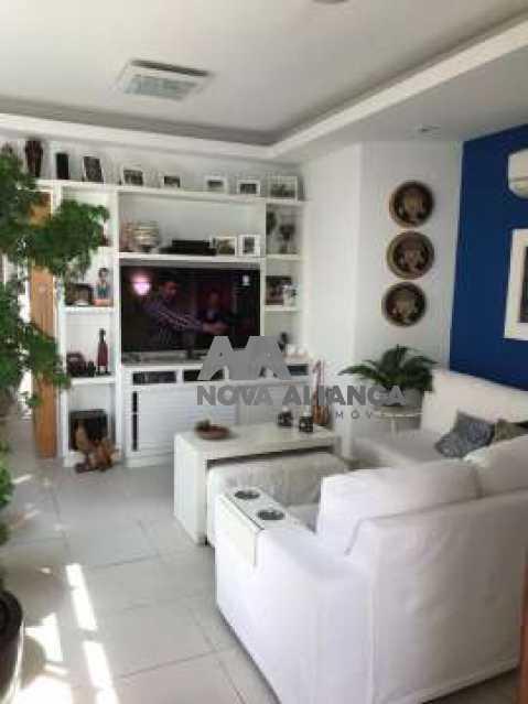 is07 - Cobertura à venda Rua Ildefonso Simões Lópes,Lagoa, Rio de Janeiro - R$ 3.050.000 - NICO30157 - 8