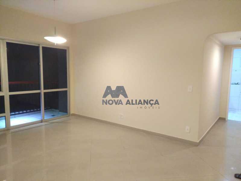 sala1. - Apartamento à venda Rua Sá Viana,Grajaú, Rio de Janeiro - R$ 450.000 - NTAP21653 - 1