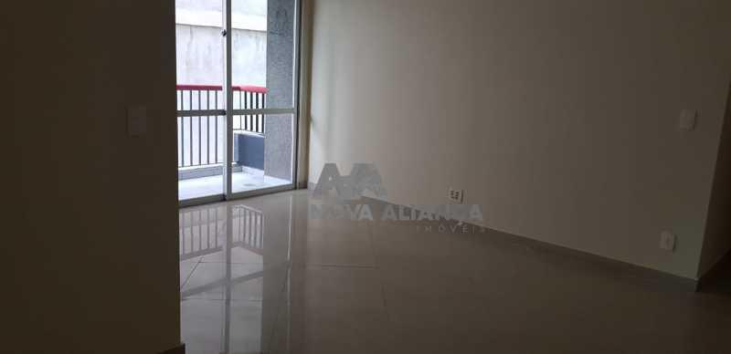 sala3. - Apartamento à venda Rua Sá Viana,Grajaú, Rio de Janeiro - R$ 450.000 - NTAP21653 - 4