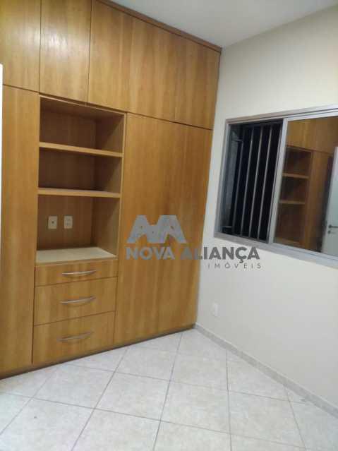 quarto1. - Apartamento à venda Rua Sá Viana,Grajaú, Rio de Janeiro - R$ 450.000 - NTAP21653 - 7