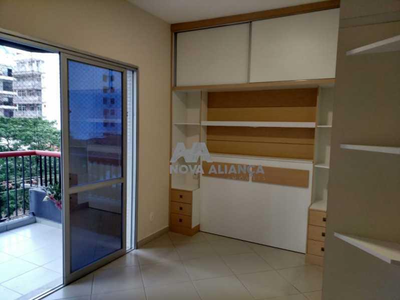 suíte. - Apartamento à venda Rua Sá Viana,Grajaú, Rio de Janeiro - R$ 450.000 - NTAP21653 - 10