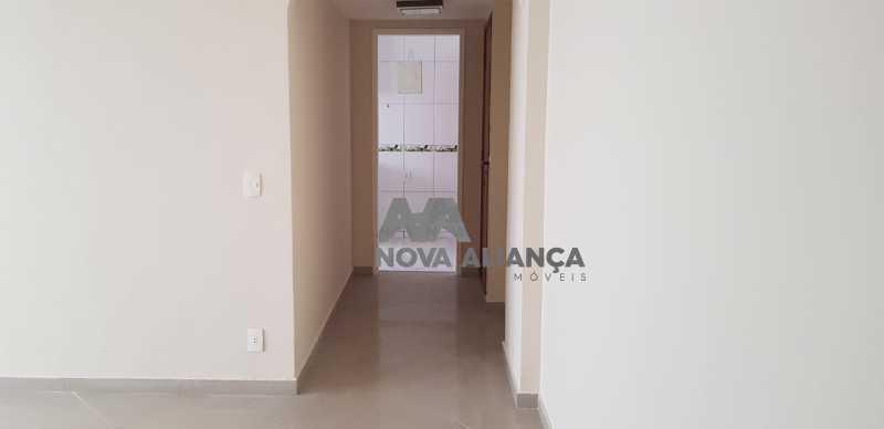 corredorcozinha. - Apartamento à venda Rua Sá Viana,Grajaú, Rio de Janeiro - R$ 450.000 - NTAP21653 - 6