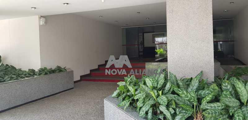 fachada. - Apartamento à venda Rua Sá Viana,Grajaú, Rio de Janeiro - R$ 450.000 - NTAP21653 - 23