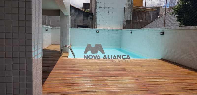 piscina. - Apartamento à venda Rua Sá Viana,Grajaú, Rio de Janeiro - R$ 450.000 - NTAP21653 - 20