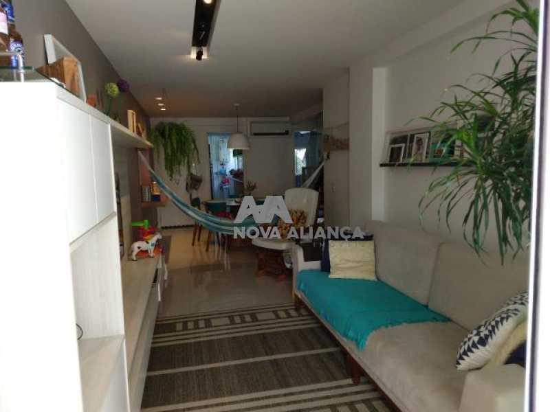 020010013647017 - Cobertura à venda Rua Mearim,Grajaú, Rio de Janeiro - R$ 830.000 - NTCO20061 - 8