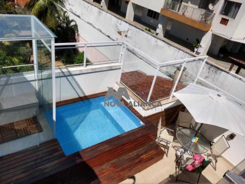 020010017171424 - Cobertura à venda Rua Mearim,Grajaú, Rio de Janeiro - R$ 830.000 - NTCO20061 - 3
