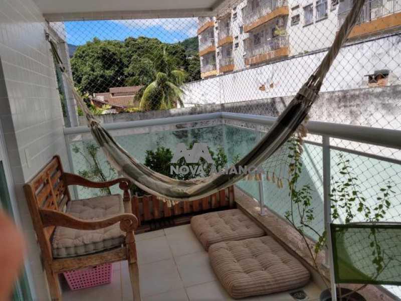 021010017175439 - Cobertura à venda Rua Mearim,Grajaú, Rio de Janeiro - R$ 830.000 - NTCO20061 - 10
