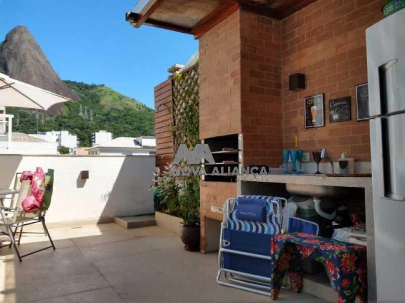 026010010099317 - Cobertura à venda Rua Mearim,Grajaú, Rio de Janeiro - R$ 830.000 - NTCO20061 - 5