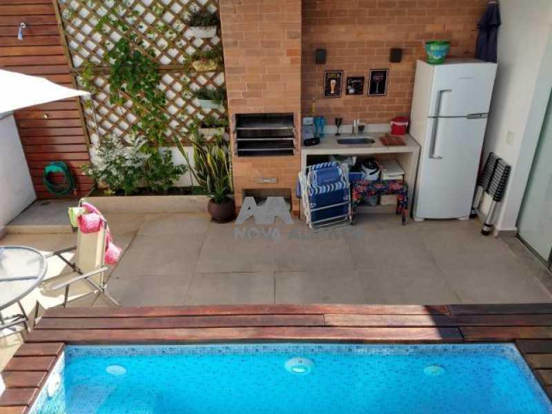 029010013000607 - Cobertura à venda Rua Mearim,Grajaú, Rio de Janeiro - R$ 830.000 - NTCO20061 - 4