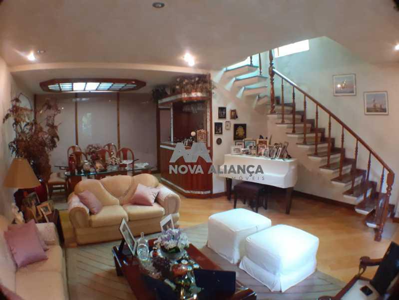 2 - Casa à venda Rua Carvalho Alvim,Tijuca, Rio de Janeiro - R$ 1.850.000 - NTCA30069 - 4