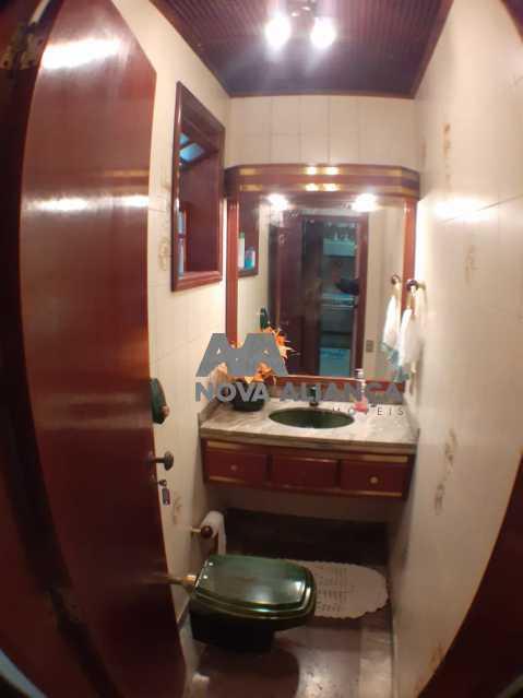 6 - Casa à venda Rua Carvalho Alvim,Tijuca, Rio de Janeiro - R$ 1.850.000 - NTCA30069 - 6