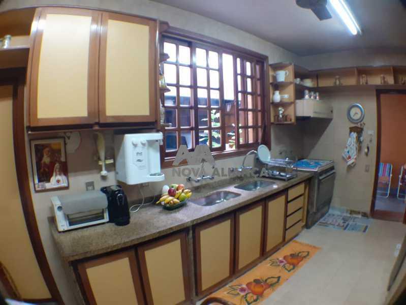 8 - Casa à venda Rua Carvalho Alvim,Tijuca, Rio de Janeiro - R$ 1.850.000 - NTCA30069 - 15