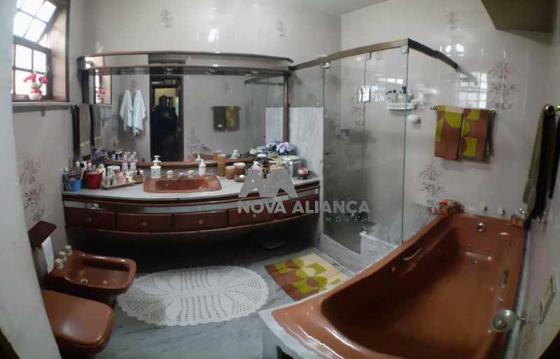 16 - Casa à venda Rua Carvalho Alvim,Tijuca, Rio de Janeiro - R$ 1.850.000 - NTCA30069 - 9