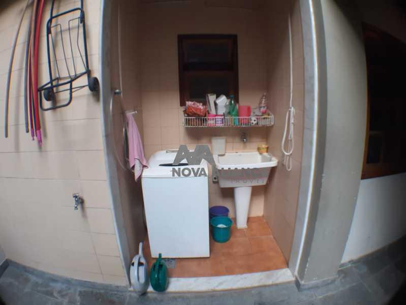 18 - Casa à venda Rua Carvalho Alvim,Tijuca, Rio de Janeiro - R$ 1.850.000 - NTCA30069 - 28