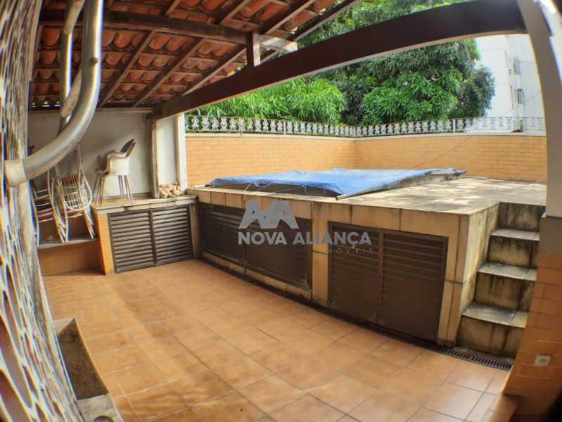 26 - Casa à venda Rua Carvalho Alvim,Tijuca, Rio de Janeiro - R$ 1.850.000 - NTCA30069 - 18