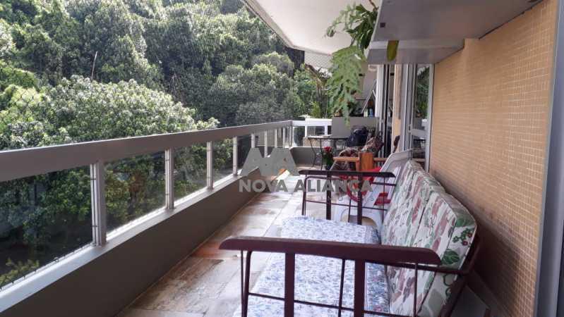 foto2. - Apartamento 4 quartos à venda Leblon, Rio de Janeiro - R$ 3.099.000 - NIAP40684 - 4