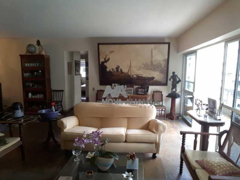 foto3. - Apartamento 4 quartos à venda Leblon, Rio de Janeiro - R$ 3.099.000 - NIAP40684 - 5