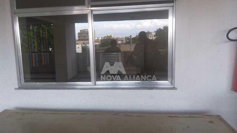 a2 - Apartamento à venda Rua Vinte e Quatro de Maio,Rocha, Rio de Janeiro - R$ 240.000 - NTAP21691 - 3