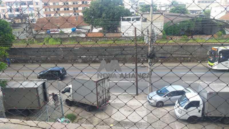 a3 - Apartamento à venda Rua Vinte e Quatro de Maio,Rocha, Rio de Janeiro - R$ 240.000 - NTAP21691 - 4