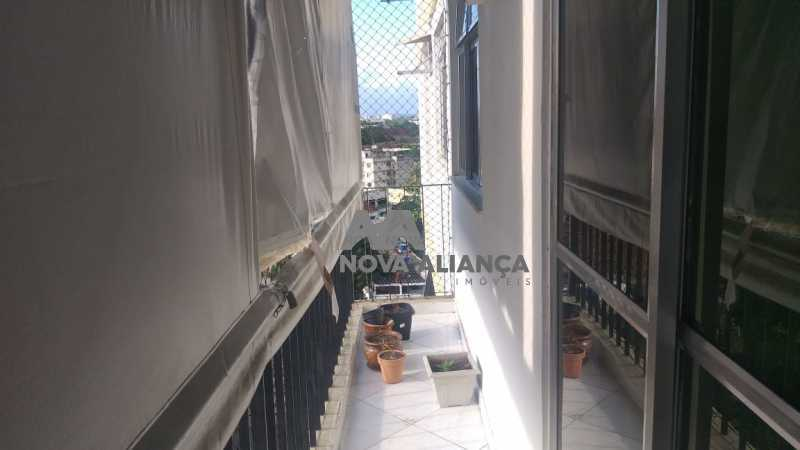 a18 - Apartamento à venda Rua Vinte e Quatro de Maio,Rocha, Rio de Janeiro - R$ 240.000 - NTAP21691 - 19