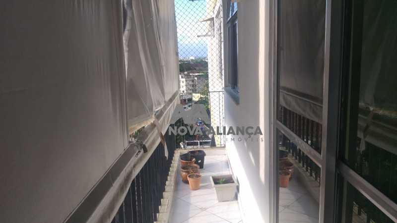 a19 - Apartamento à venda Rua Vinte e Quatro de Maio,Rocha, Rio de Janeiro - R$ 240.000 - NTAP21691 - 20