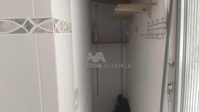 a21 - Apartamento à venda Rua Vinte e Quatro de Maio,Rocha, Rio de Janeiro - R$ 240.000 - NTAP21691 - 22