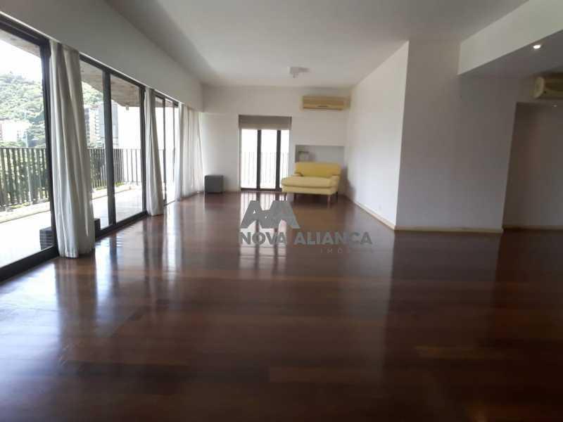 foto1. - Apartamento à venda Avenida Epitácio Pessoa,Ipanema, Rio de Janeiro - R$ 4.950.000 - NIAP32003 - 1
