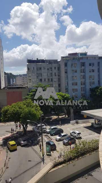 JU98U98 - Flat 1 quarto à venda Botafogo, Rio de Janeiro - R$ 280.000 - NBFL10008 - 5