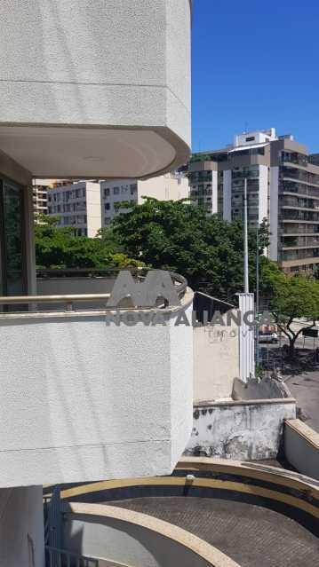 KOUJIU - Flat 1 quarto à venda Botafogo, Rio de Janeiro - R$ 280.000 - NBFL10008 - 6