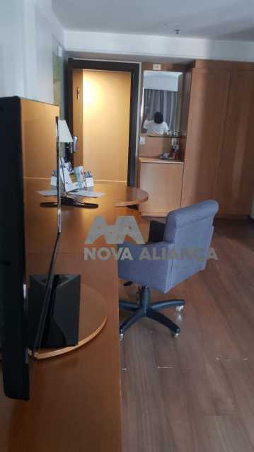 PO909 - Flat 1 quarto à venda Botafogo, Rio de Janeiro - R$ 280.000 - NBFL10008 - 16