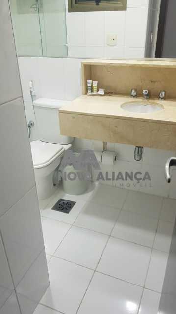 UYUY - Flat 1 quarto à venda Botafogo, Rio de Janeiro - R$ 280.000 - NBFL10008 - 19