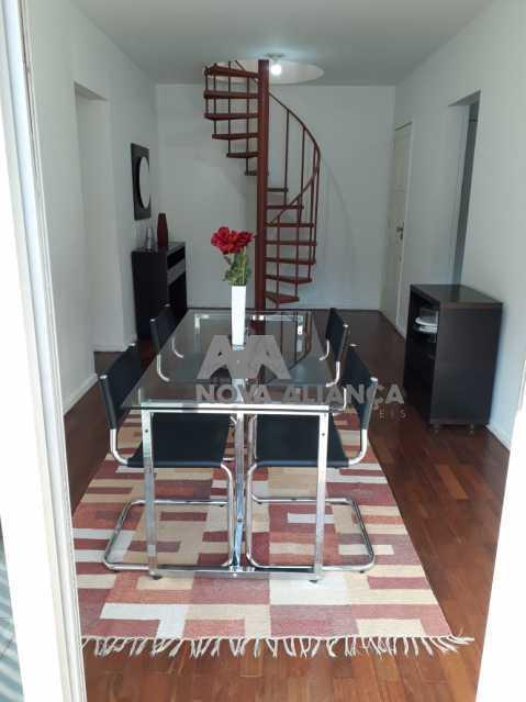 g - Cobertura 3 quartos à venda Grajaú, Rio de Janeiro - R$ 838.000 - NTCO30125 - 3