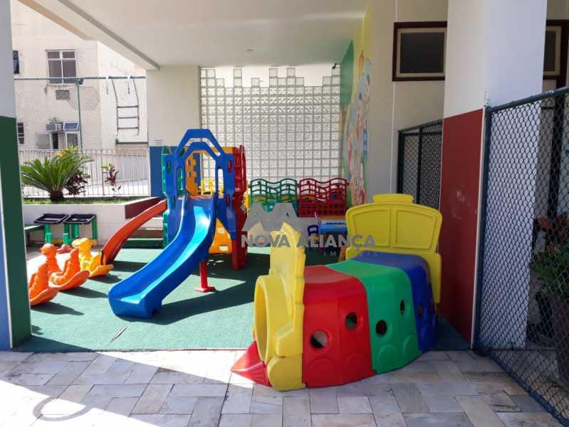 nh - Cobertura 3 quartos à venda Grajaú, Rio de Janeiro - R$ 838.000 - NTCO30125 - 25