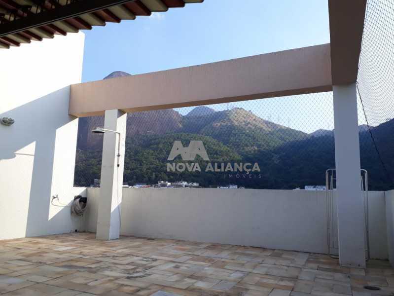 u - Cobertura 3 quartos à venda Grajaú, Rio de Janeiro - R$ 838.000 - NTCO30125 - 20