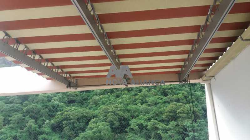 olk - Cobertura 3 quartos à venda Grajaú, Rio de Janeiro - R$ 838.000 - NTCO30125 - 21