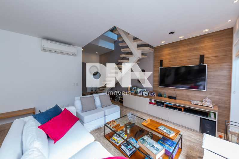 13 - Cobertura à venda Rua do Humaitá,Humaitá, Rio de Janeiro - R$ 2.650.000 - NBCO30212 - 13