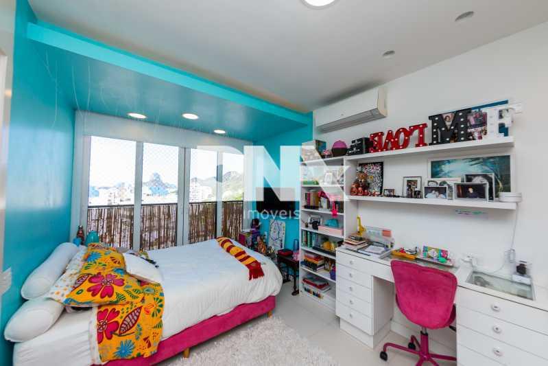 15 - Cobertura à venda Rua do Humaitá,Humaitá, Rio de Janeiro - R$ 2.650.000 - NBCO30212 - 15