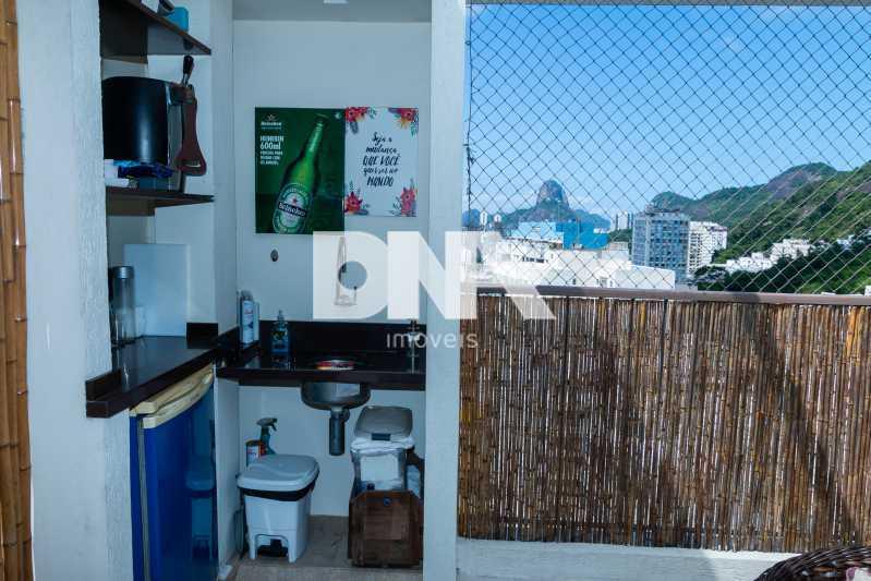 17 - Cobertura à venda Rua do Humaitá,Humaitá, Rio de Janeiro - R$ 2.650.000 - NBCO30212 - 17
