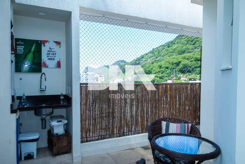 IMG_1673 - Cobertura à venda Rua do Humaitá,Humaitá, Rio de Janeiro - R$ 2.650.000 - NBCO30212 - 28