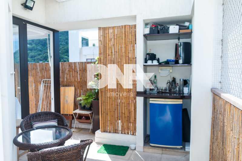 IMG_1675 - Cobertura à venda Rua do Humaitá,Humaitá, Rio de Janeiro - R$ 2.650.000 - NBCO30212 - 29