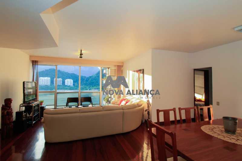 apartamento ipanema-2 - Apartamento 3 quartos para alugar Ipanema, Rio de Janeiro - R$ 7.000 - NBAP32026 - 1