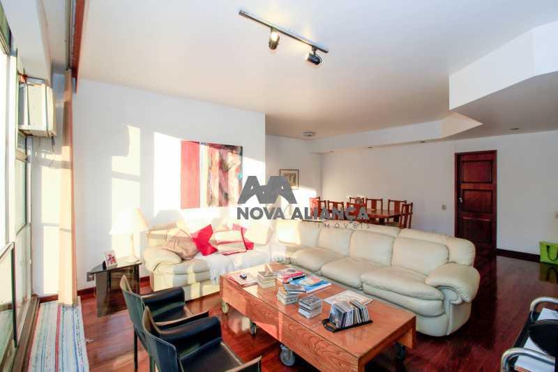 apartamento ipanema-3 - Apartamento 3 quartos para alugar Ipanema, Rio de Janeiro - R$ 7.000 - NBAP32026 - 3