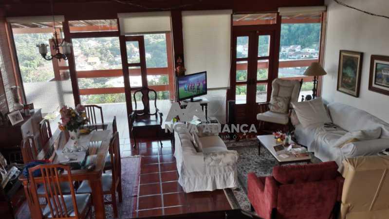 jat 5. - Casa em Condomínio à venda Rua Professor Júlio Lohman,Joá, Rio de Janeiro - R$ 2.799.000 - NICN30009 - 5