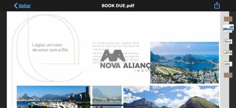 WhatsApp Image 2020-06-01 at 1 - Cobertura à venda Avenida Alexandre Ferreira,Lagoa, Rio de Janeiro - R$ 2.443.000 - NICO20086 - 28