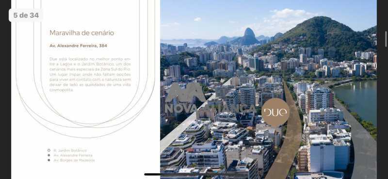 WhatsApp Image 2020-06-01 at 1 - Cobertura à venda Avenida Alexandre Ferreira,Lagoa, Rio de Janeiro - R$ 2.443.000 - NICO20086 - 29
