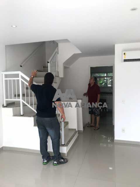 04a19e9c-6779-4b1f-820a-7d8550 - Casa em Condomínio à venda Rua São Miguel,Tijuca, Rio de Janeiro - R$ 630.000 - NTCN20017 - 4