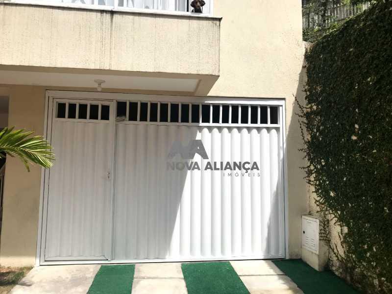 4ada8f5c-0ff3-4f38-8a81-102656 - Casa em Condomínio à venda Rua São Miguel,Tijuca, Rio de Janeiro - R$ 630.000 - NTCN20017 - 9